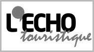 logo du blog l'echo du tourisme