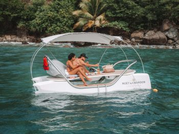pedalo - pedal boat with electric assistance