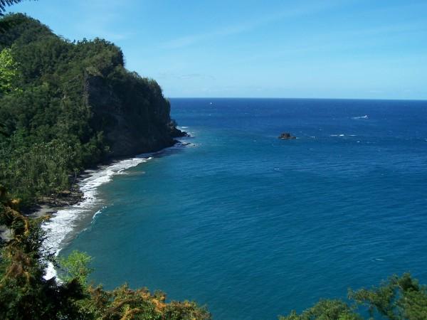 Martinique littoral