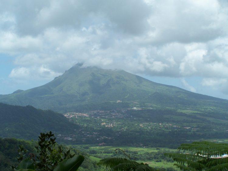 montagne pelée activités atawane Martinique