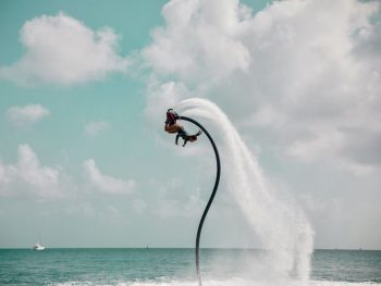 flyboard - Atawane Martinique
