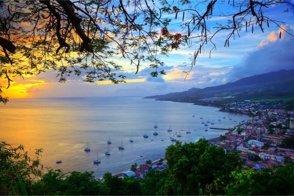 Saint-pierre le petit paris Martinique
