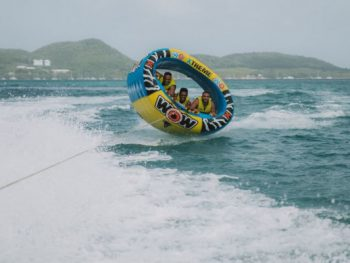 Martinique towed buoy