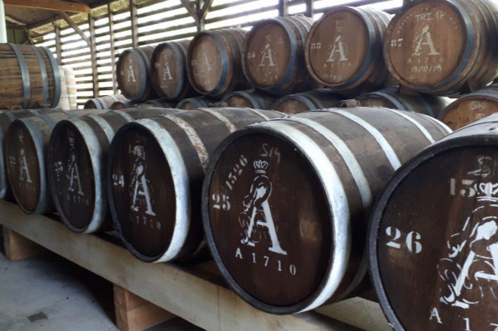 futs, distillerie A1710