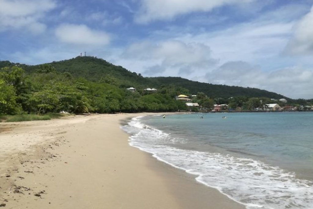 anse, plage de sable - Atawane Martinique