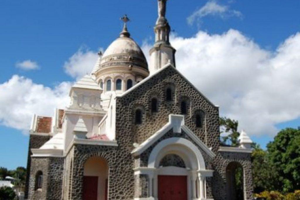 église - Martinique