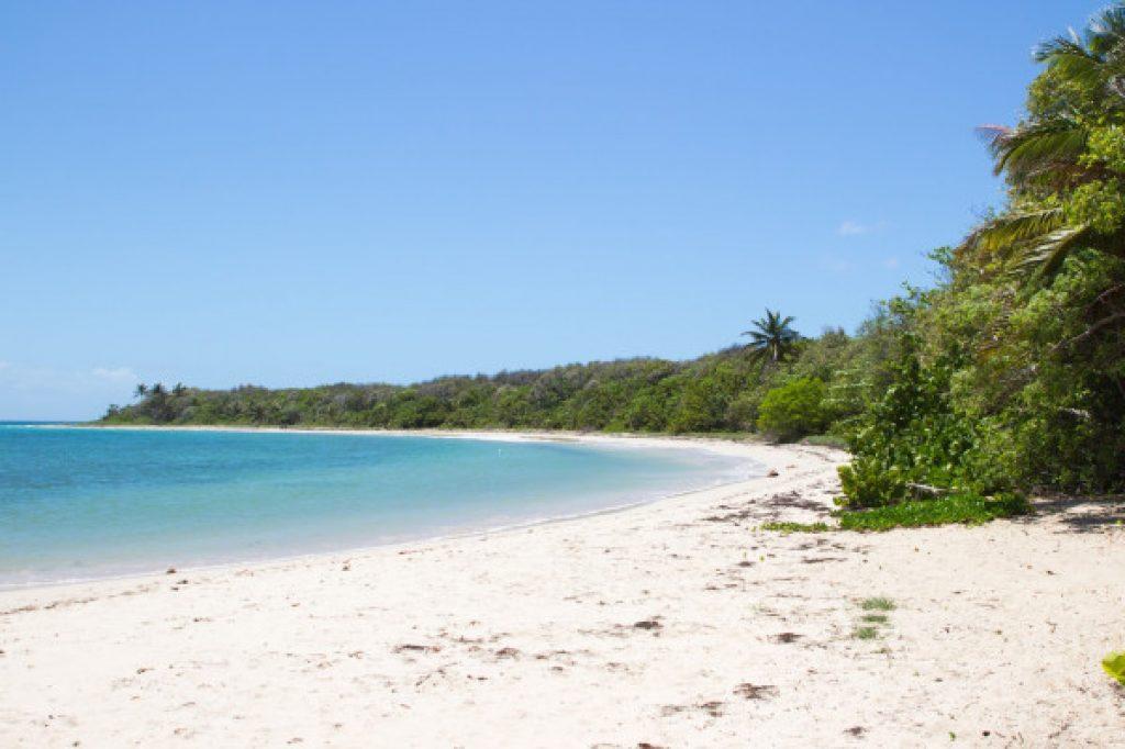 Diamond beach to the southwest