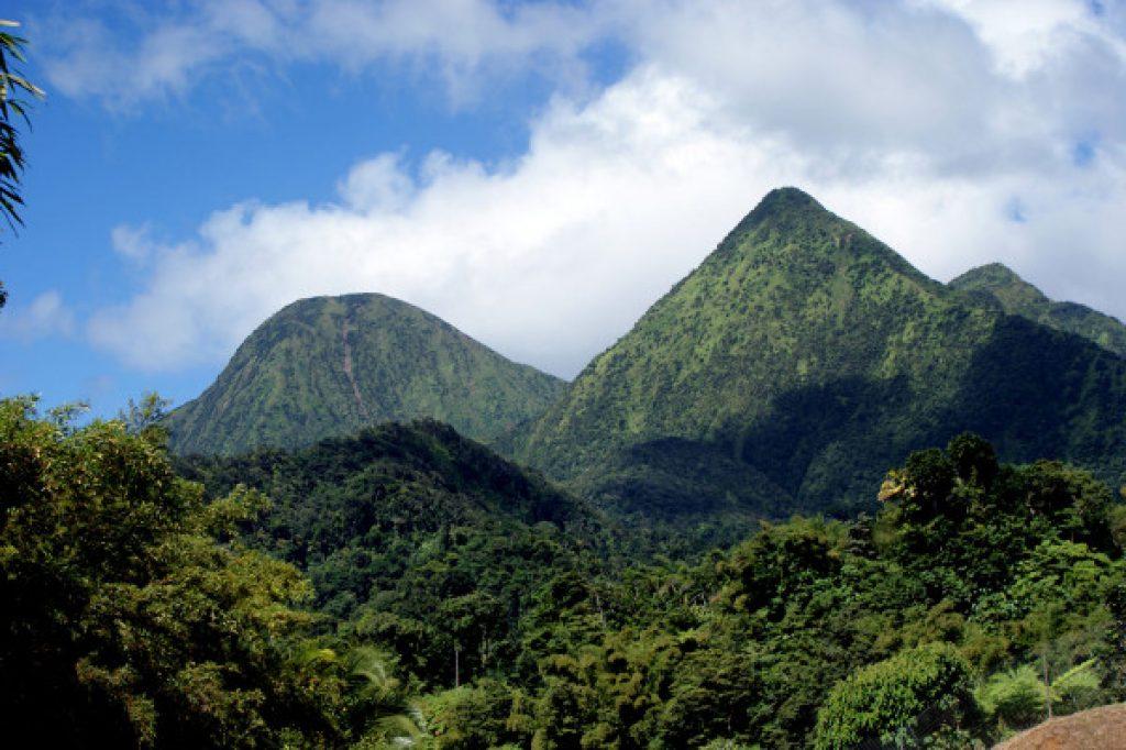 pitons - randonnée Martinique