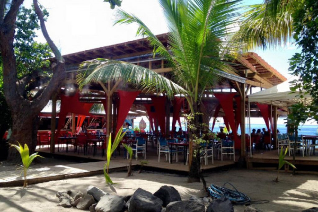 restaurant - repas local Martinique