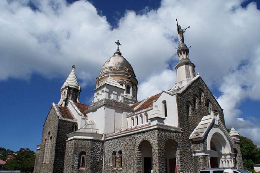 église culture et patrimoine Martinique - Atawane