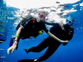 Martinique dive