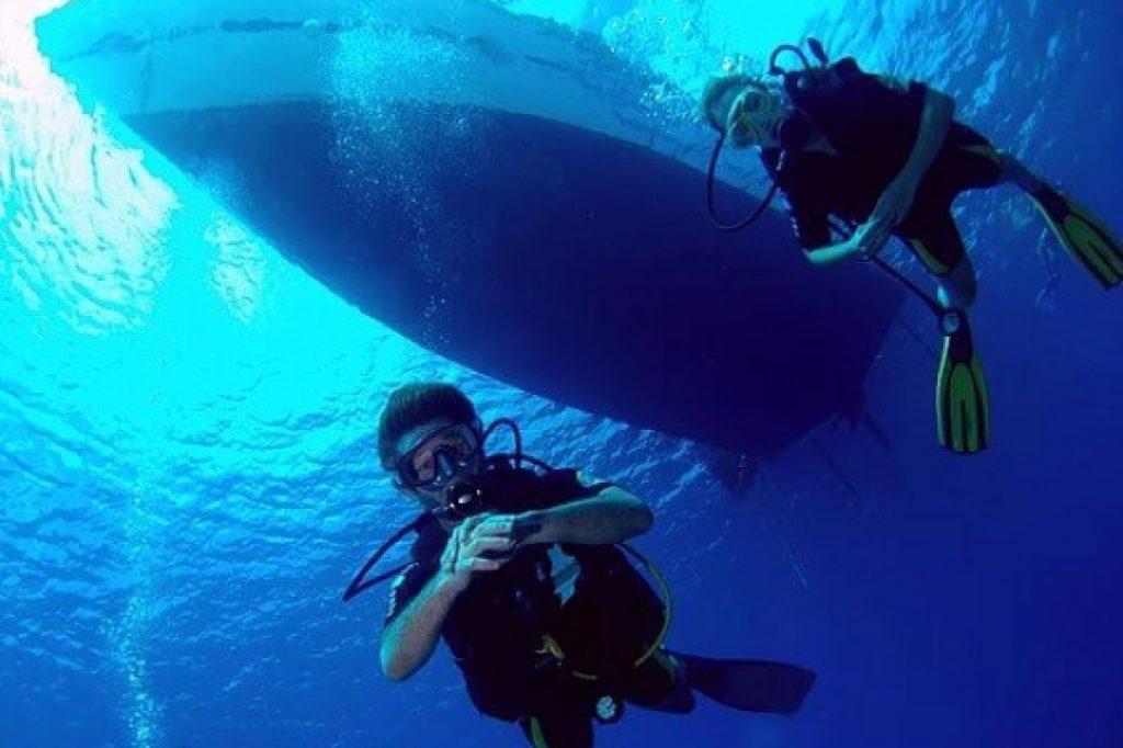 diving - Atawane Martinique