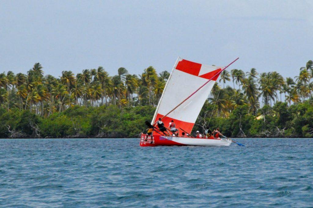 yole initiation - Martinique activity