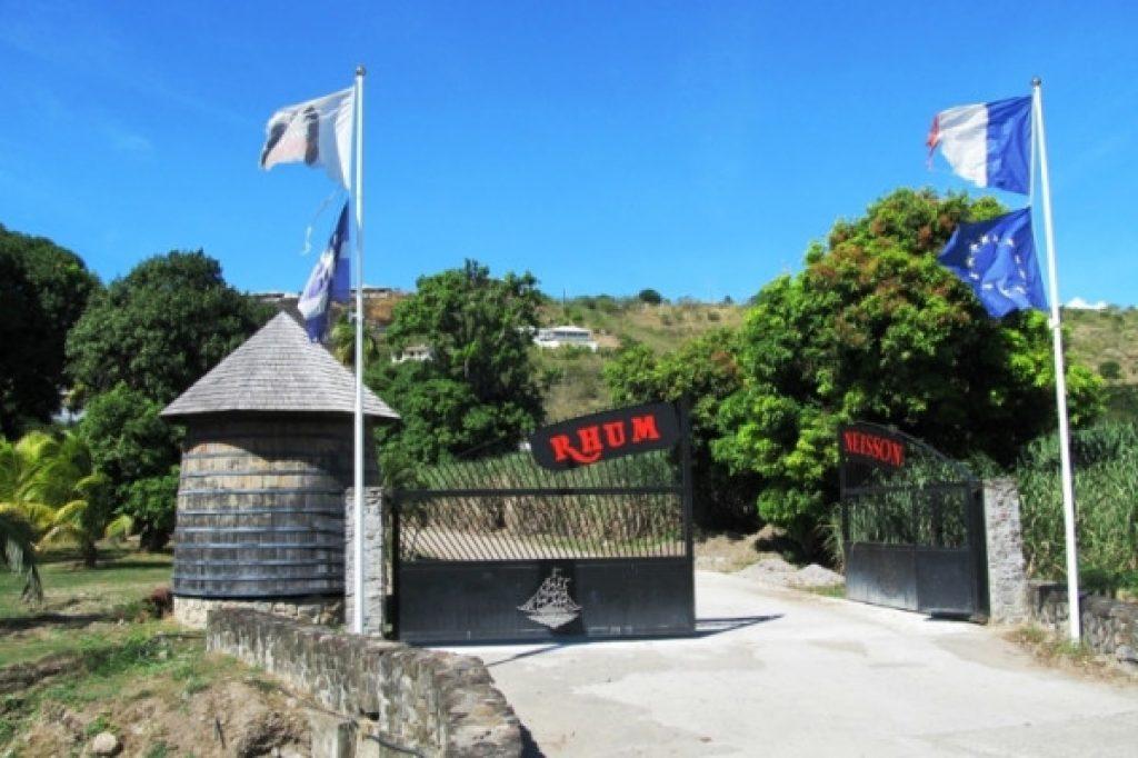 home entrance- Martinique activities