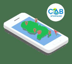 atawane cab mobile app